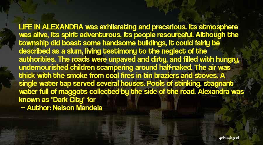 Living Testimony Quotes By Nelson Mandela