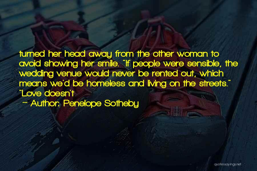 Living To Love Quotes By Penelope Sotheby