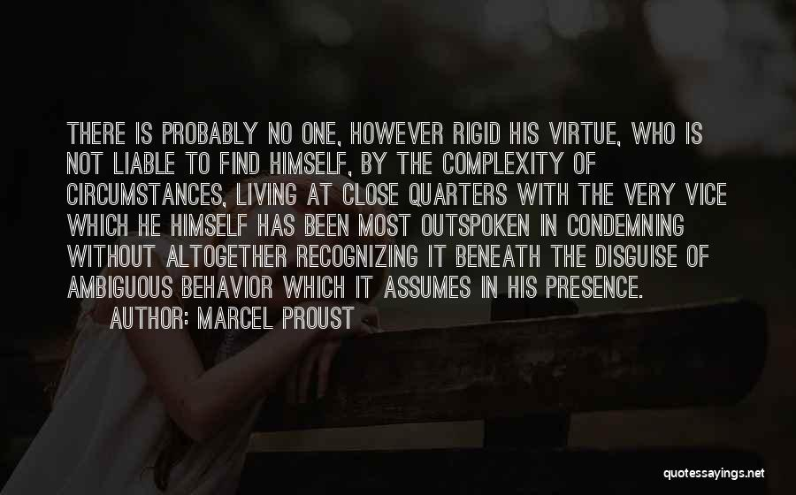 Living With Complexity Quotes By Marcel Proust