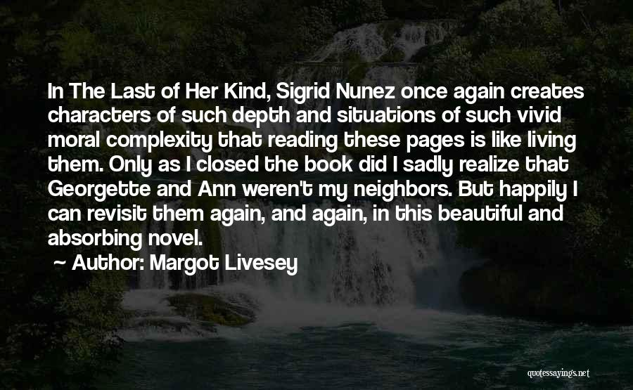 Living With Complexity Quotes By Margot Livesey