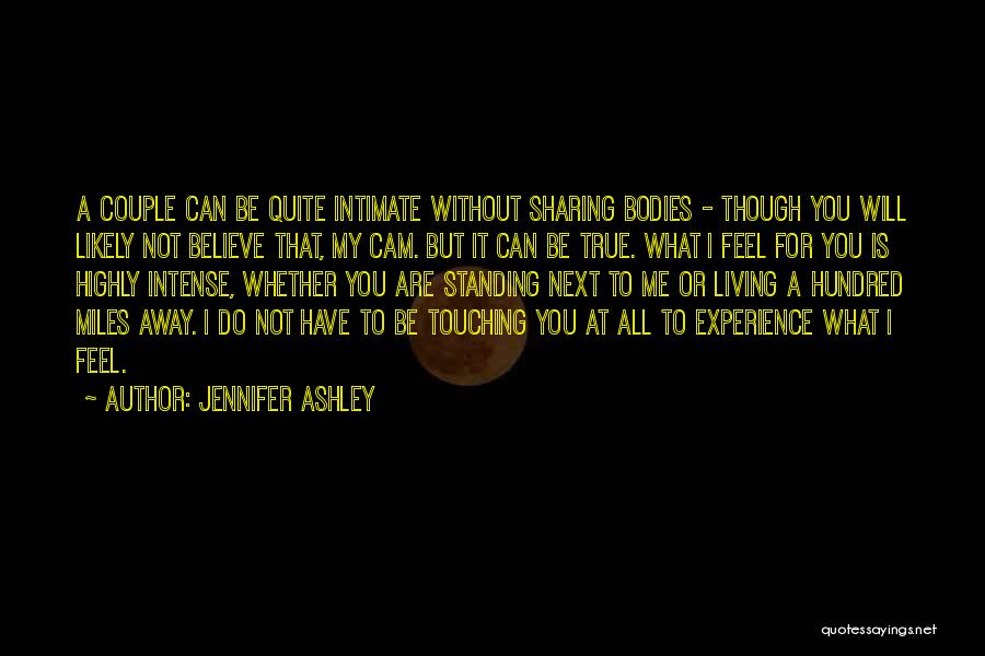 Living Without You Quotes By Jennifer Ashley