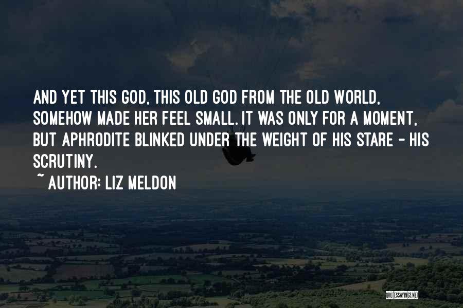 Liz Meldon Quotes 1069550