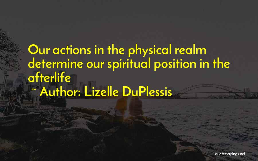 Lizelle DuPlessis Quotes 1784878