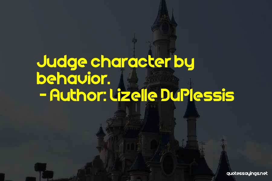 Lizelle DuPlessis Quotes 1931528