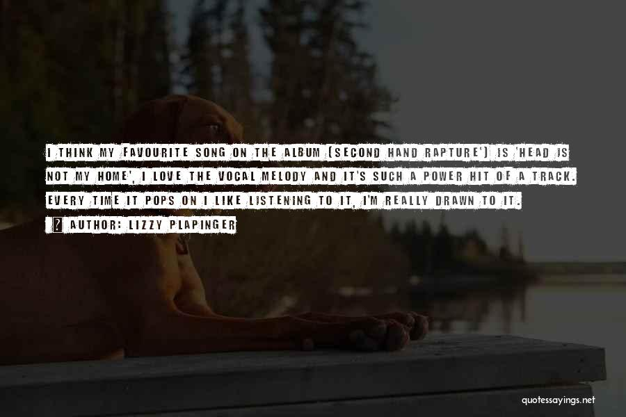 Lizzy Plapinger Quotes 1216326