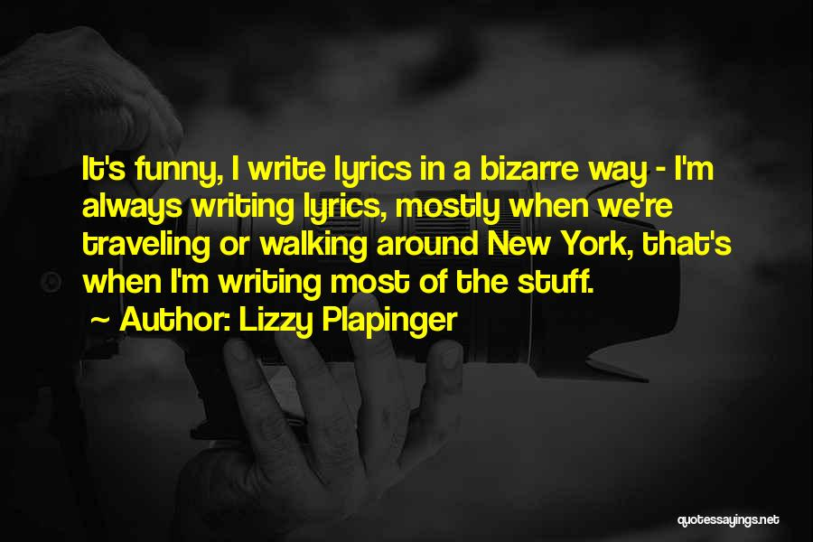 Lizzy Plapinger Quotes 735011
