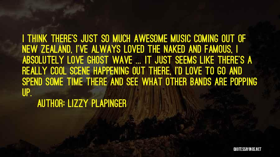 Lizzy Plapinger Quotes 992743