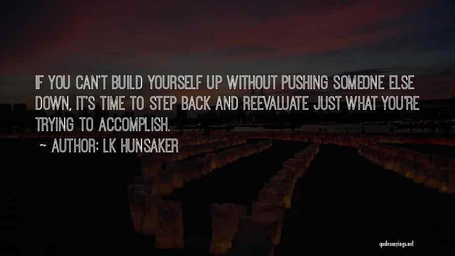 LK Hunsaker Quotes 2044183