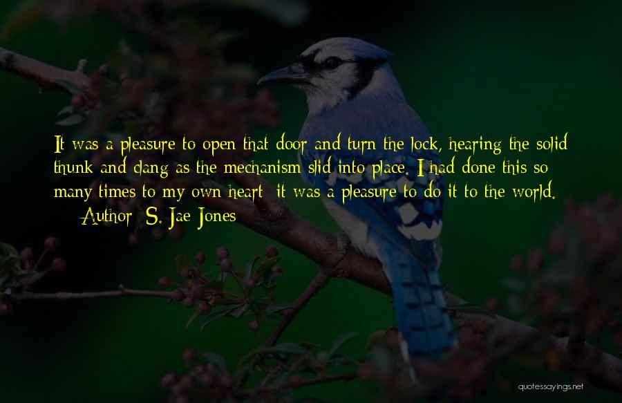 Lock Heart Quotes By S. Jae-Jones