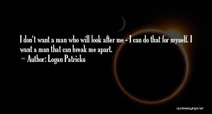 Logan Patricks Quotes 703275