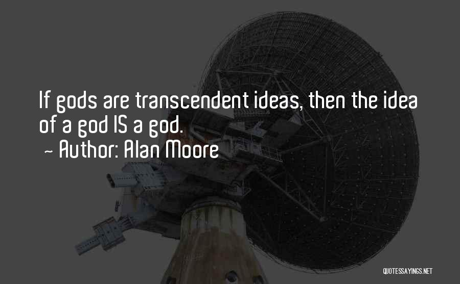 Logos Quotes By Alan Moore