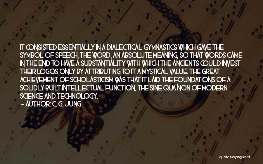 Logos Quotes By C. G. Jung