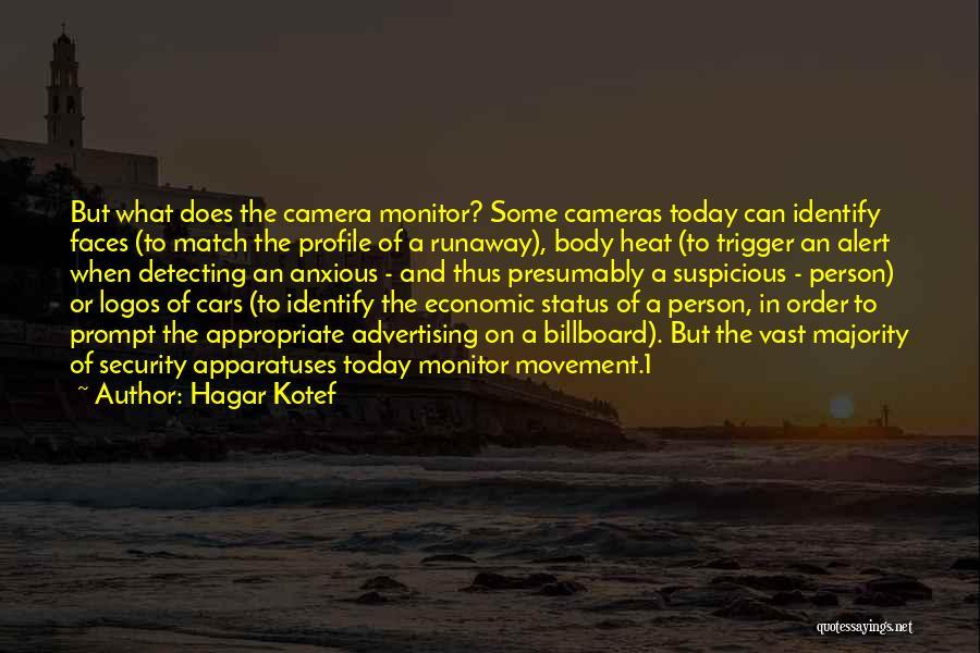Logos Quotes By Hagar Kotef