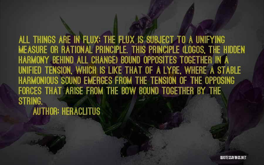 Logos Quotes By Heraclitus