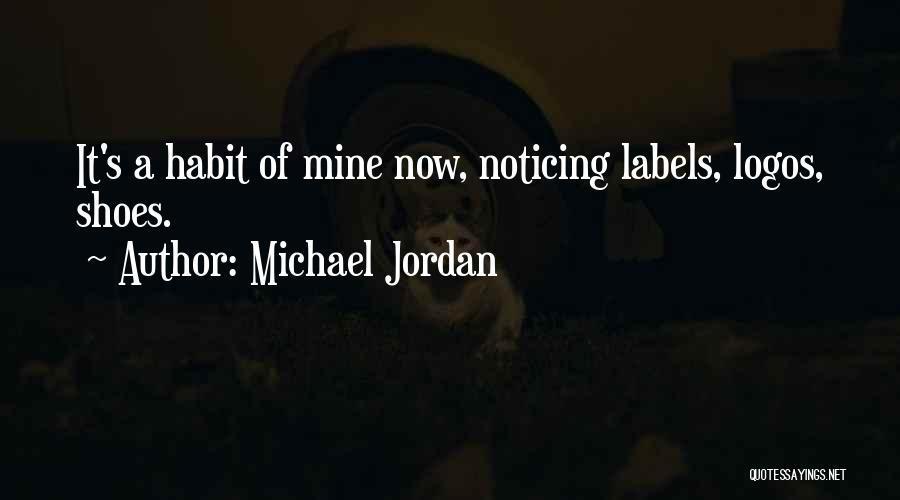 Logos Quotes By Michael Jordan