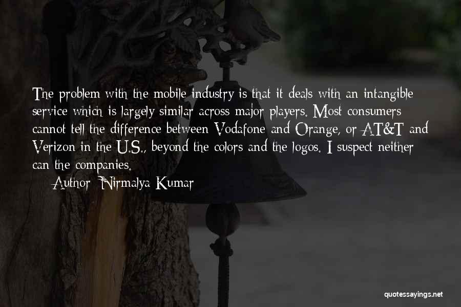 Logos Quotes By Nirmalya Kumar