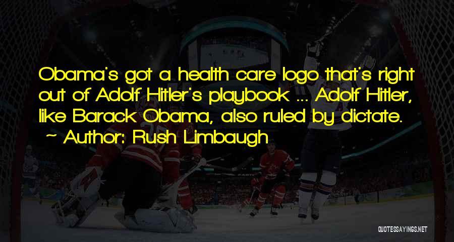 Logos Quotes By Rush Limbaugh