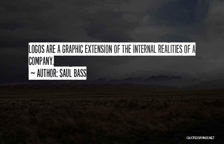 Logos Quotes By Saul Bass