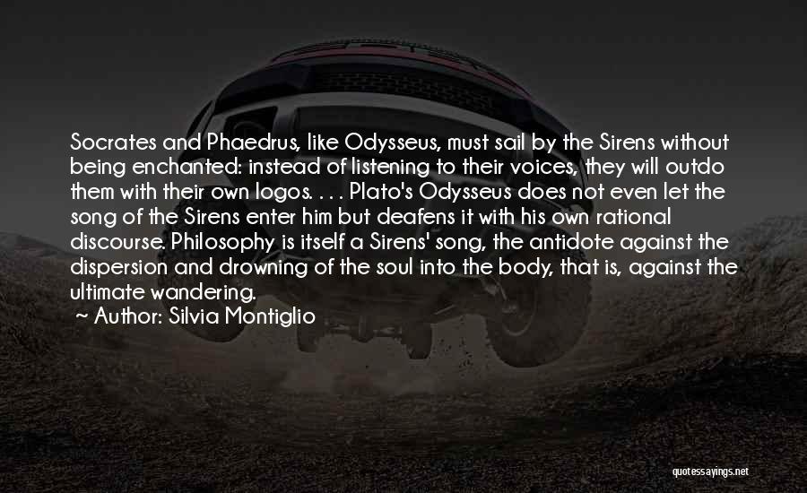 Logos Quotes By Silvia Montiglio