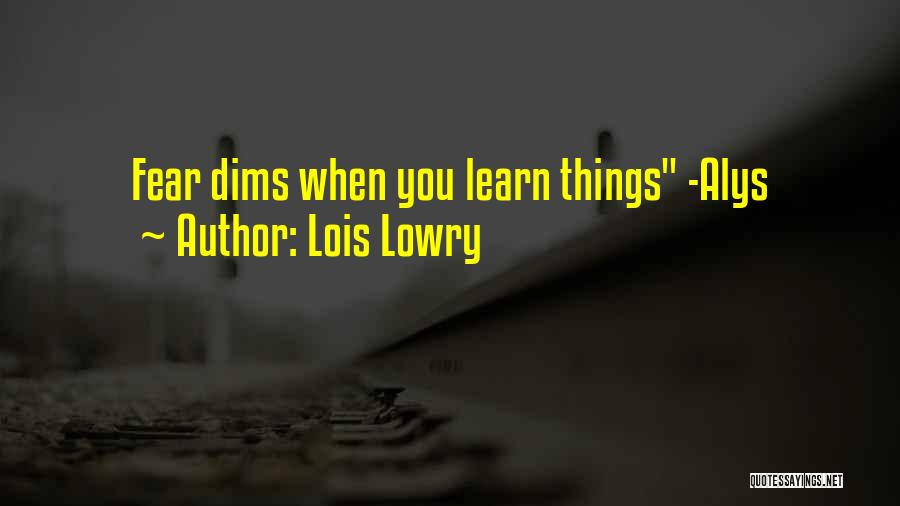 Lois Lowry Quotes 1184230