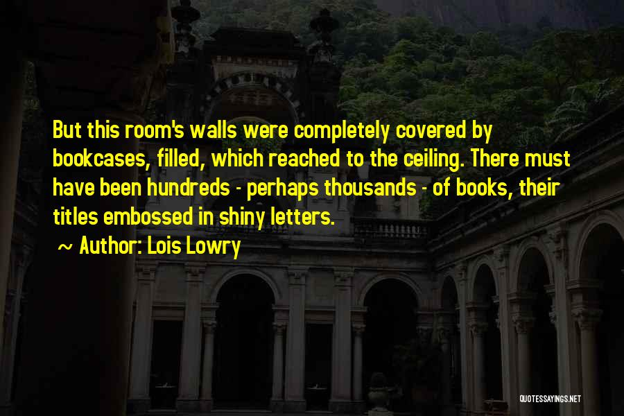 Lois Lowry Quotes 1345336