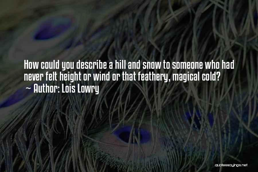 Lois Lowry Quotes 151435