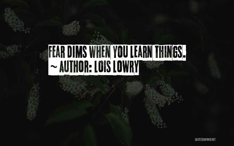 Lois Lowry Quotes 1851747