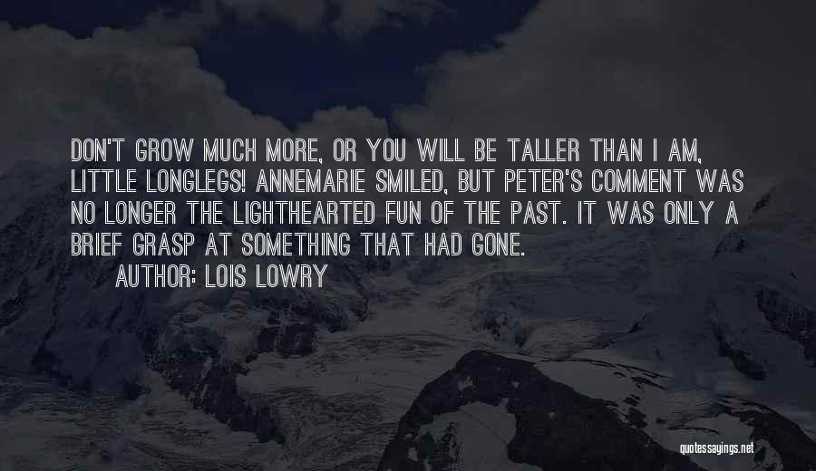 Lois Lowry Quotes 1858387