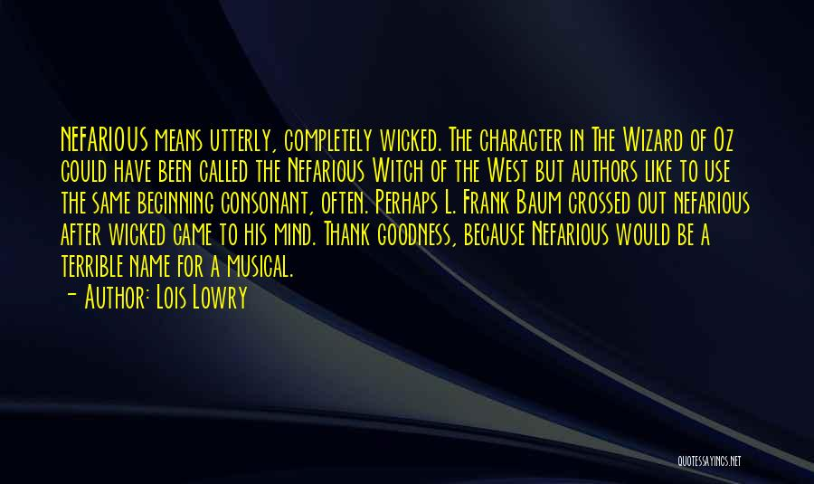 Lois Lowry Quotes 1889814