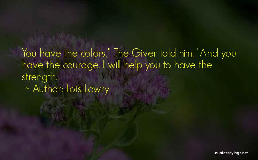 Lois Lowry Quotes 285320
