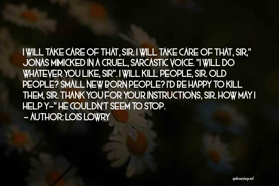 Lois Lowry Quotes 949753