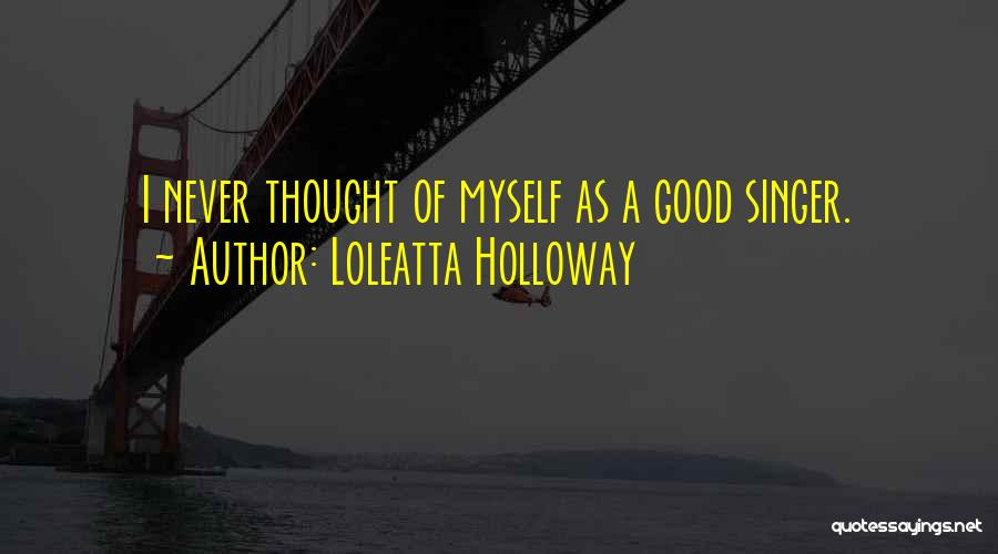 Loleatta Holloway Quotes 1735044