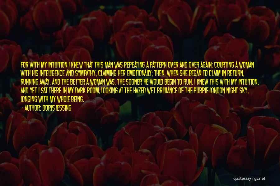 London At Night Quotes By Doris Lessing