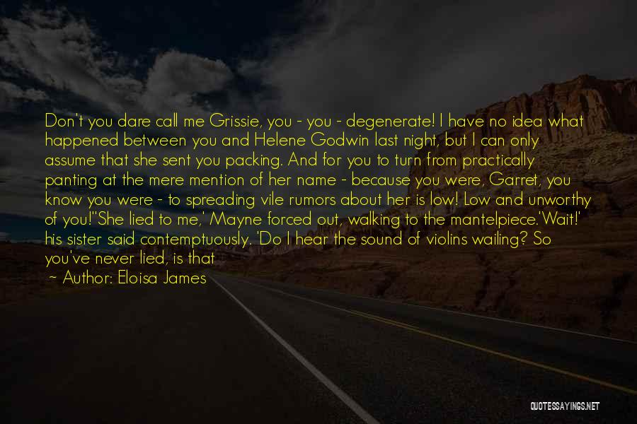 London At Night Quotes By Eloisa James