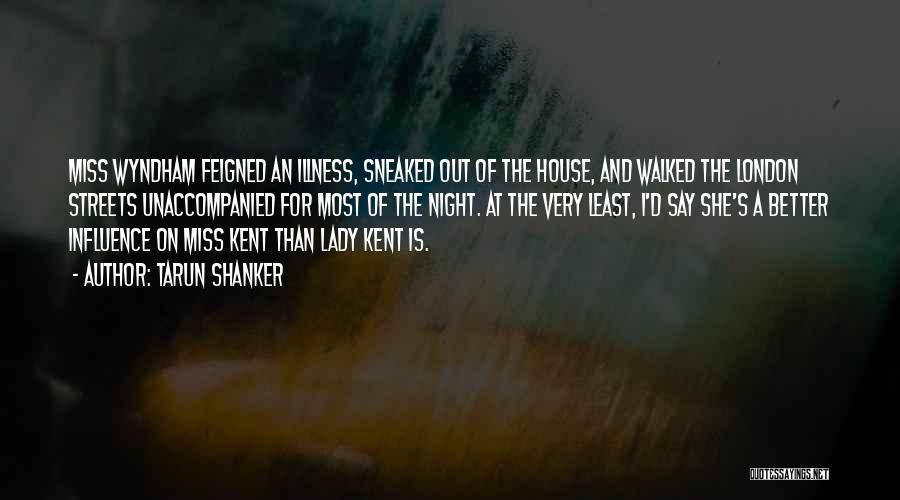 London At Night Quotes By Tarun Shanker