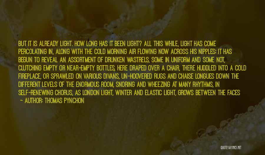 London At Night Quotes By Thomas Pynchon