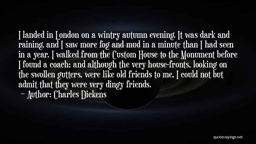London By Charles Dickens Quotes By Charles Dickens