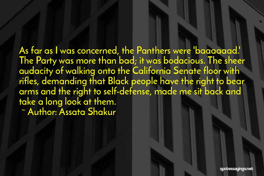 Long Arms Quotes By Assata Shakur