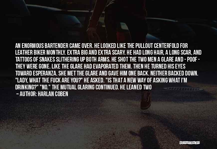 Long Arms Quotes By Harlan Coben