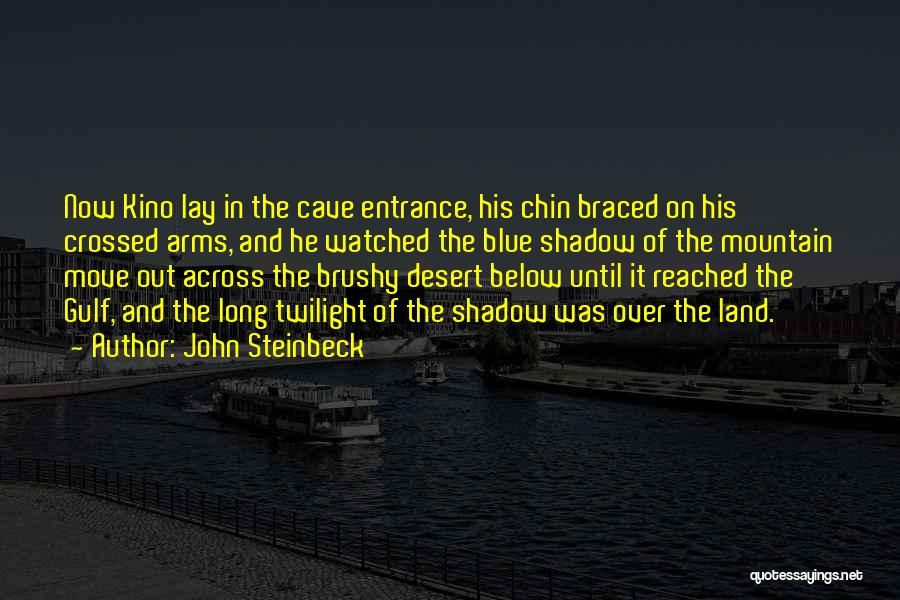Long Arms Quotes By John Steinbeck