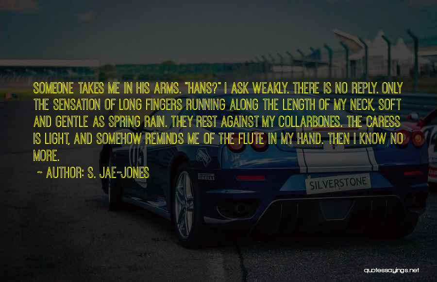 Long Arms Quotes By S. Jae-Jones