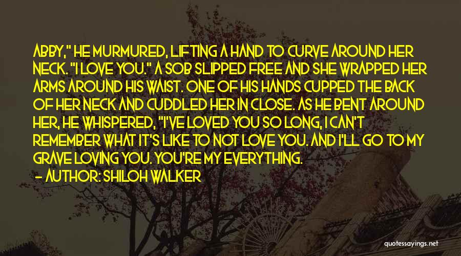 Long Arms Quotes By Shiloh Walker