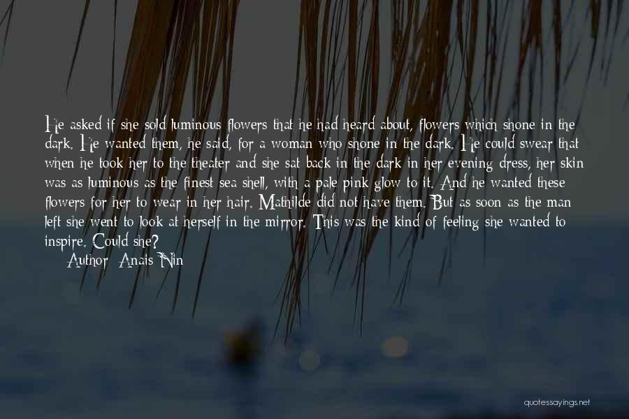 Look At Sea Quotes By Anais Nin