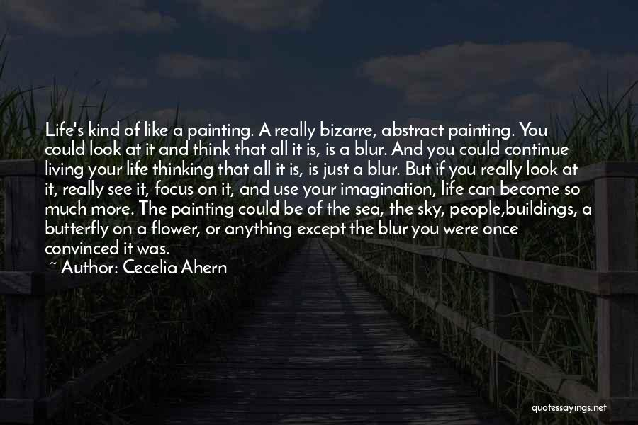 Look At Sea Quotes By Cecelia Ahern