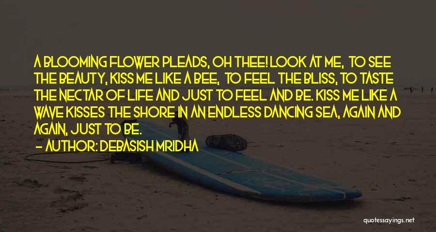 Look At Sea Quotes By Debasish Mridha