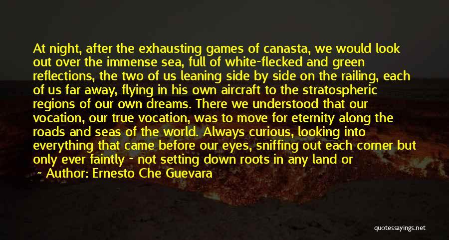 Look At Sea Quotes By Ernesto Che Guevara