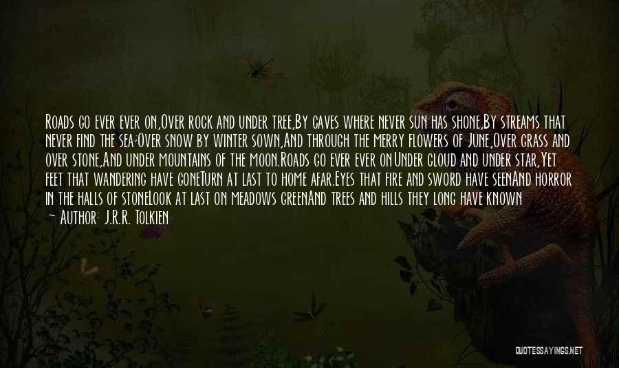 Look At Sea Quotes By J.R.R. Tolkien