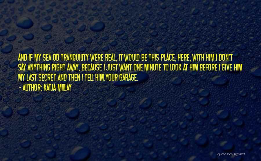 Look At Sea Quotes By Katja Millay