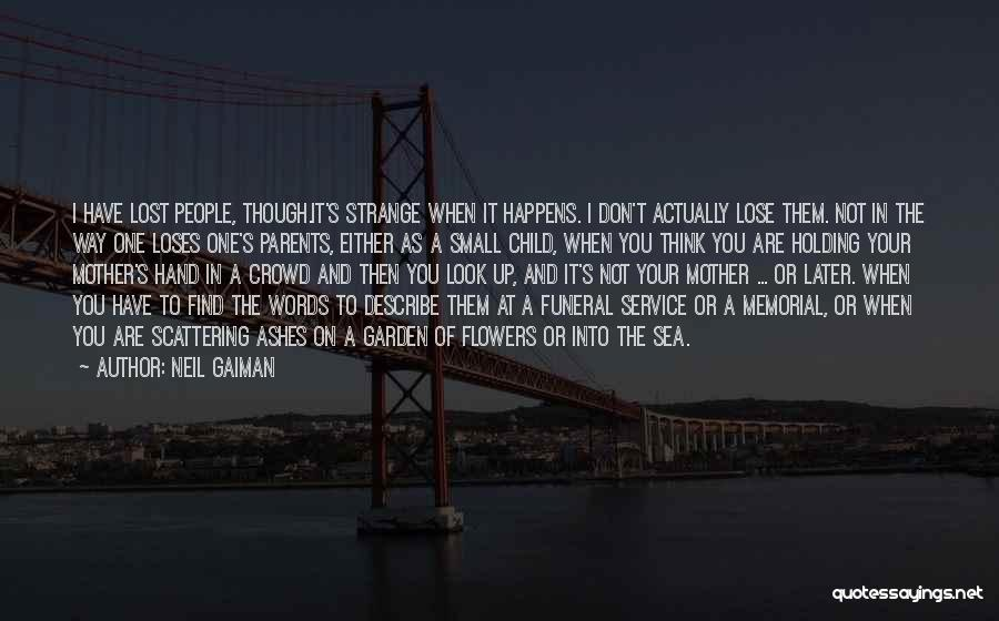 Look At Sea Quotes By Neil Gaiman
