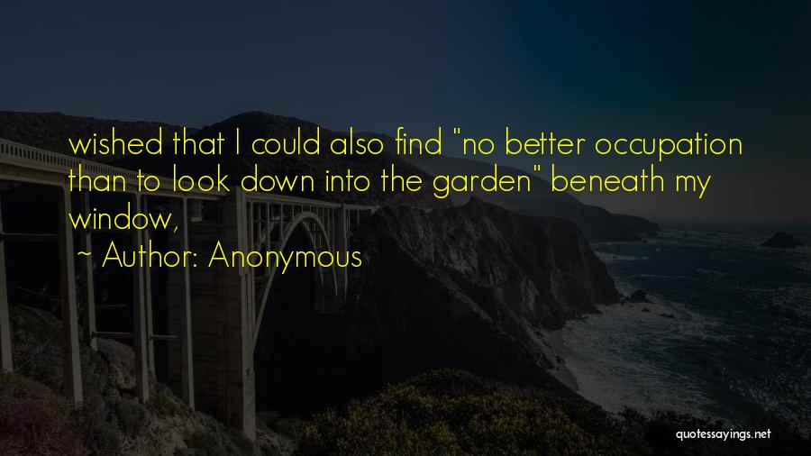 Look Beneath Quotes By Anonymous